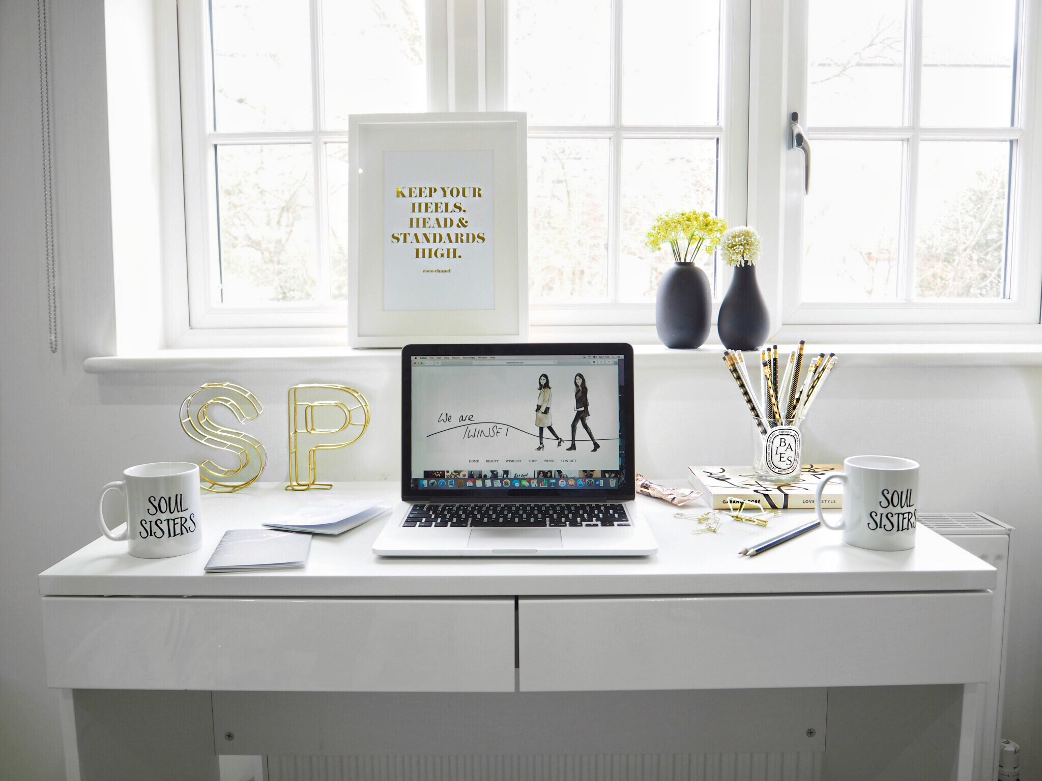 home office it. They Both Also Work Full Time As Fashion Editors - So If Anyone Knows About Multi-tasking And \u0027making It Work\u0027, Home Office O